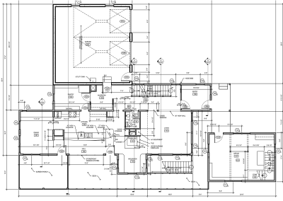 HR Main Floor Plan